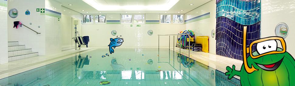Schwimmbad Wannseeschule / Berlin-Wannsee