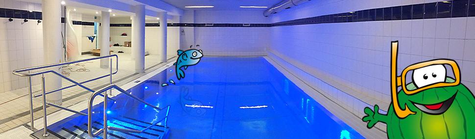 Schwimmbad Berlin-Steglitz